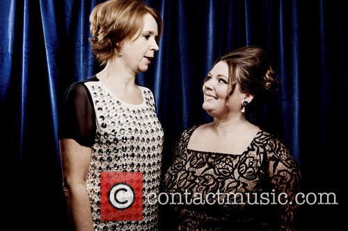 Vicki Pepperdine and Joanna Scanlan 1