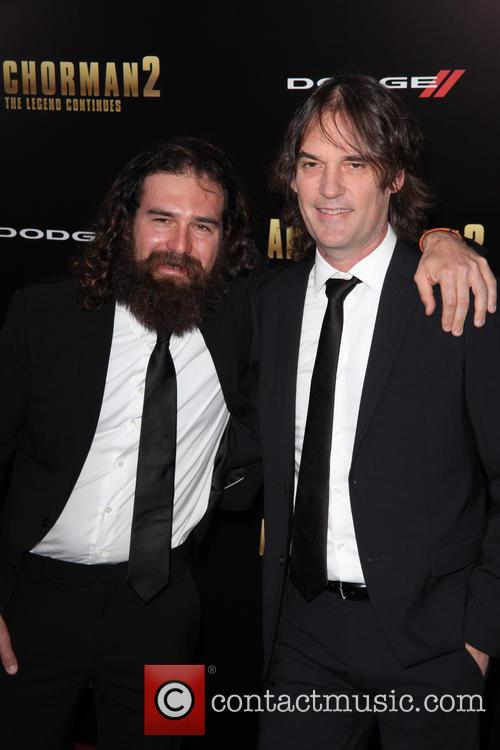 Anchorman, Composers, Andrew Feltenstein and John Nau