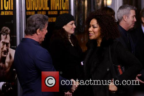 Sylvester Stallone and Grace Hightower 9