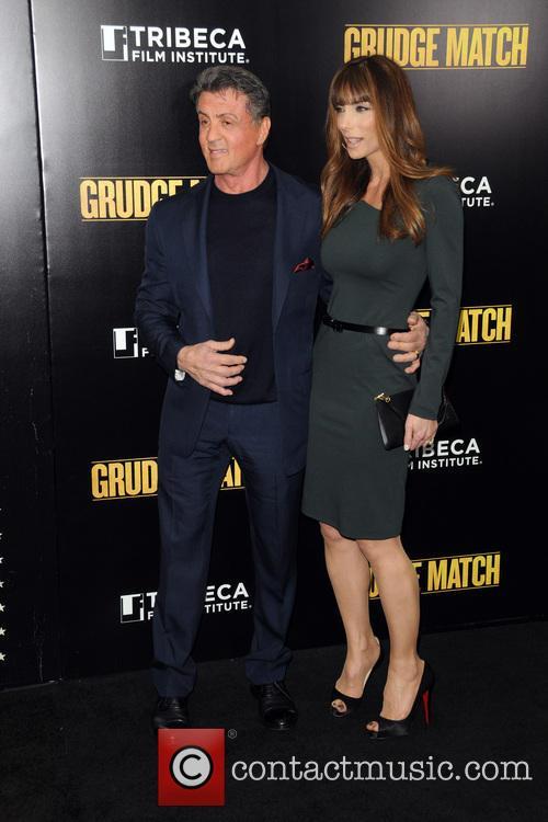 Sylvester Stallone and Jennifer Flavin 8