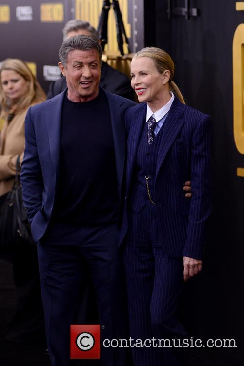 Sylvester Stallone and Kim Basinger 7