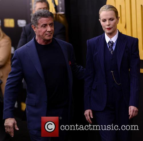 Sylvester Stallone and Kim Basinger 11