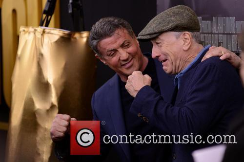 Sylvester Stallone and Robert De Niro 2