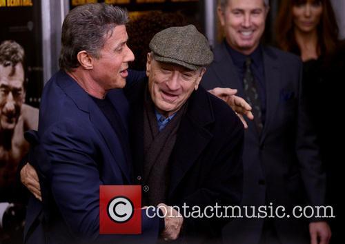 Sylvester Stallone and Robert De Niro 4