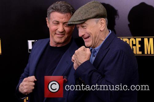 Sylvester Stallone and Robert De Niro 1