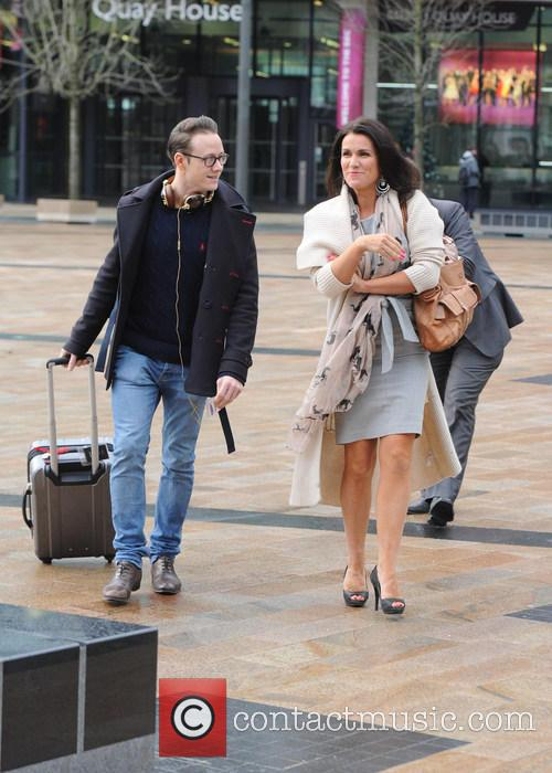 Susanna Reid and Kevin Clifton 2