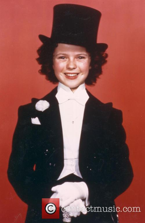 Shirley Temple and Portrait
