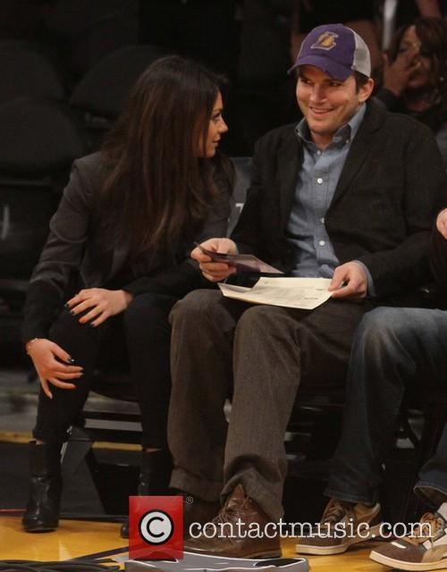 Mila Kunis and Ashton Kutcher 10