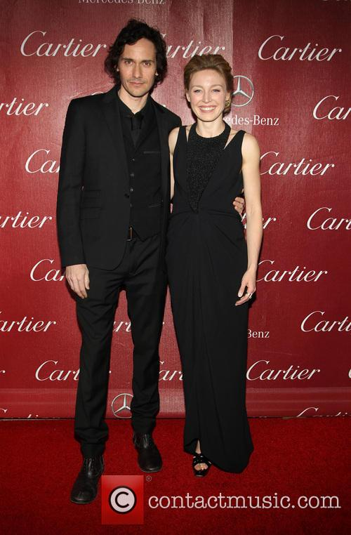 Christian Camargo and Juliet Rylance