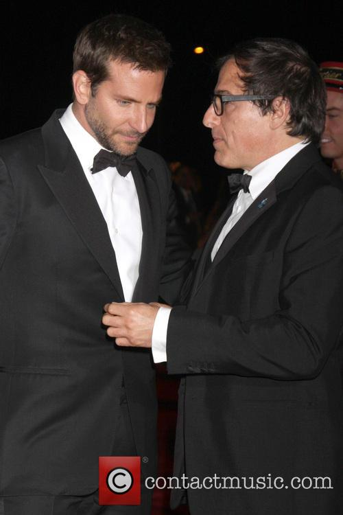Bradley Cooper and David O Russell 11