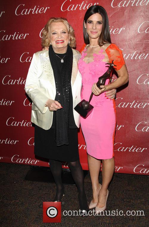 Gena Rowland and Sandra Bullock 4