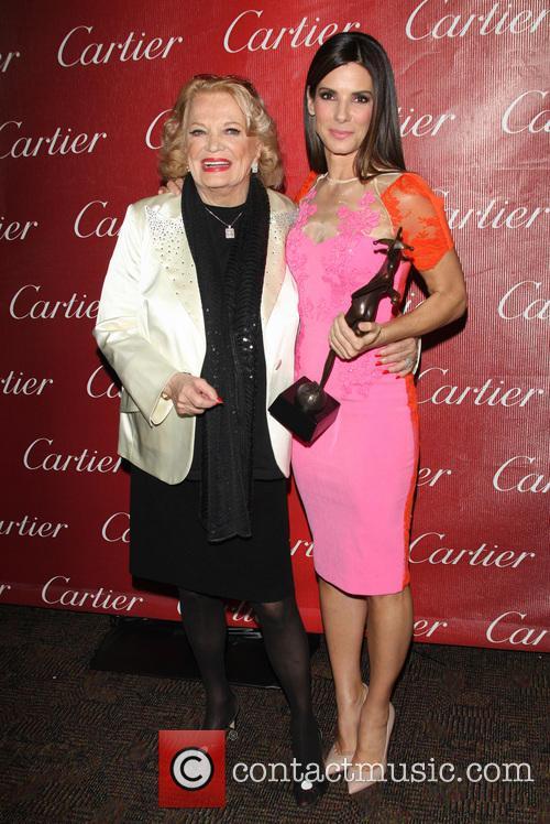 Gena Rowland and Sandra Bullock 5