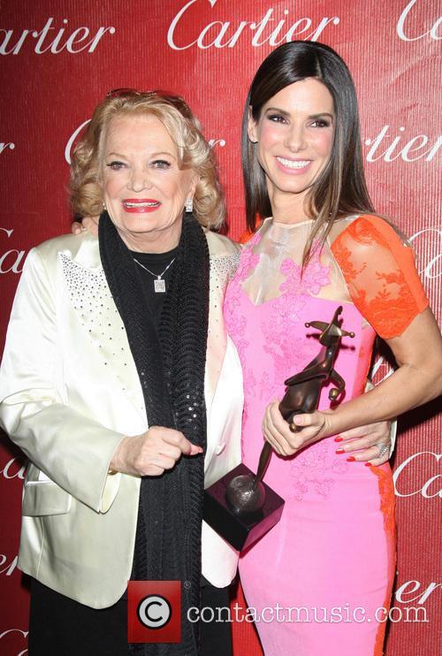 Gena Rowland and Sandra Bullock 6