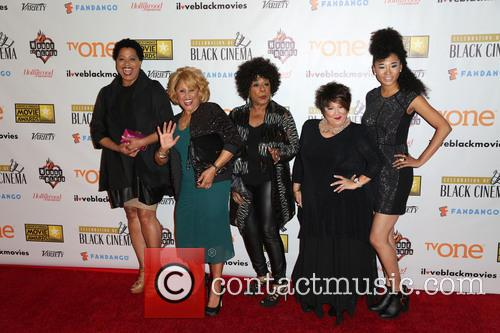 Lisa Fischer, Darlene Love, Merry Clayton, Tata Vega and Judith Hill