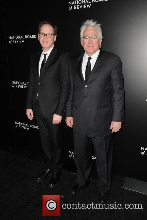 Albert Berger and Ron Yerxa 3