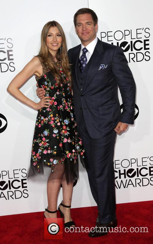 Bojana Jankovic and Michael Weatherly 10