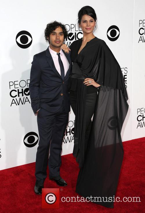 Kunal Nayyar and Neha Kapur 4