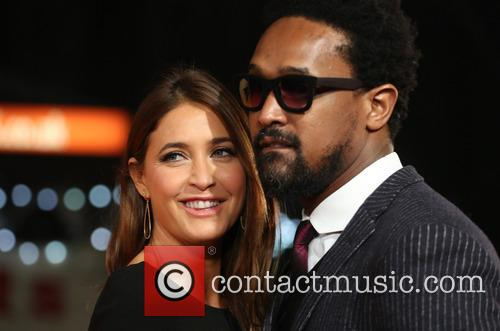 Lisa Snowdon and Tim Wade