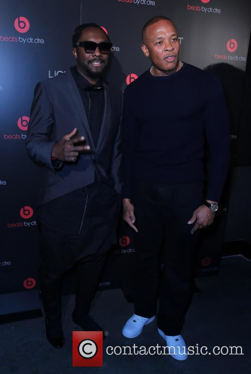 Will.i.am and Dr Dre