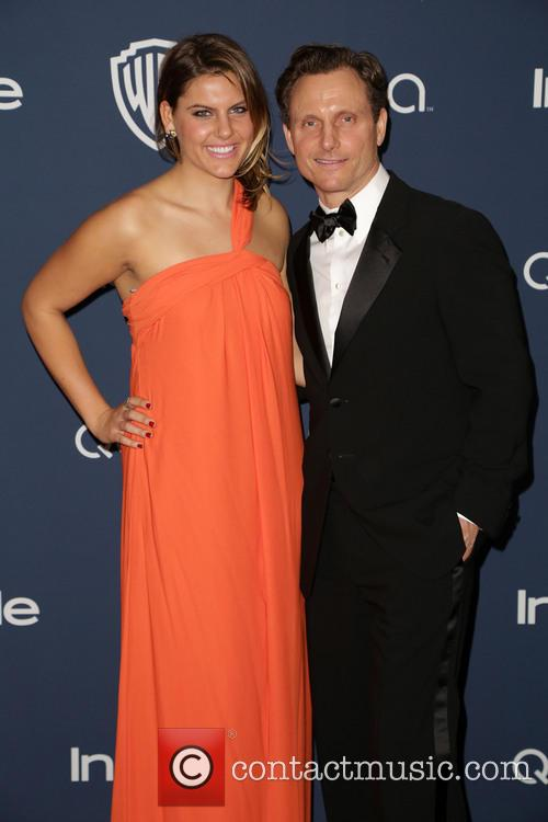 Tony Goldwyn and Jane Musky
