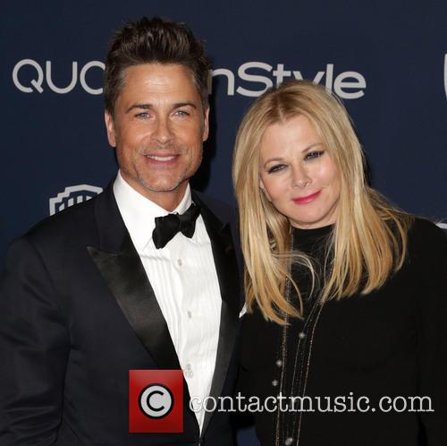 Rob Lowe and Sheryl Berkoff 6