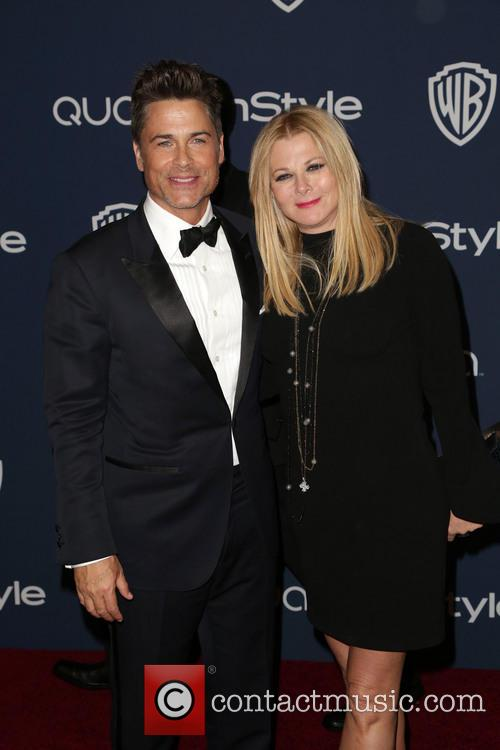 Rob Lowe and Sheryl Berkoff 7