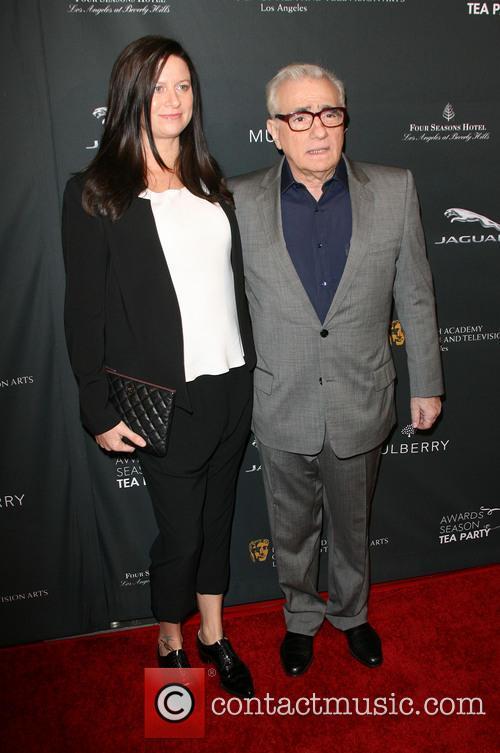 Emma Tillinger Koskoff and Martin Scorsese