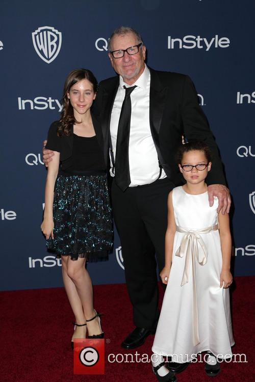 Ed O'neill and Family