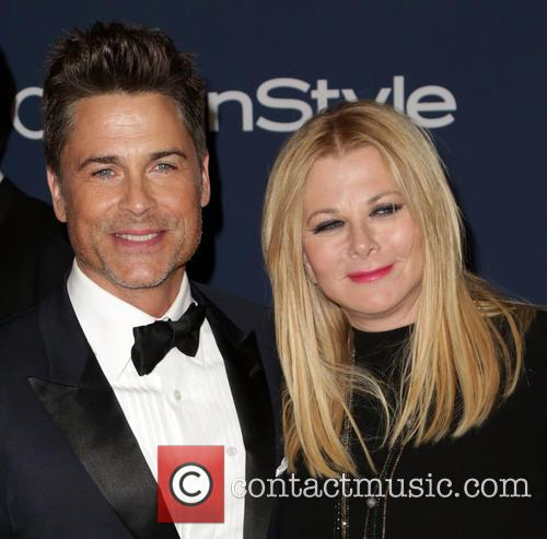 Rob Lowe and Sheryl Berkoff 4
