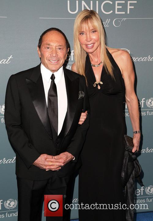 Paul Anka and Lisa Pemberton 1