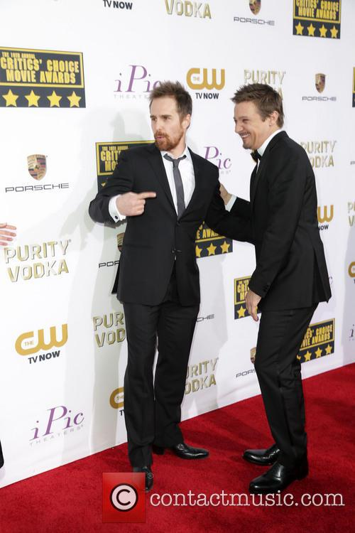 Sam Rockwell and Jeremy Renner 3