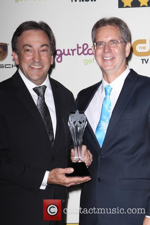 Chris Buck and Peter Del Vecho