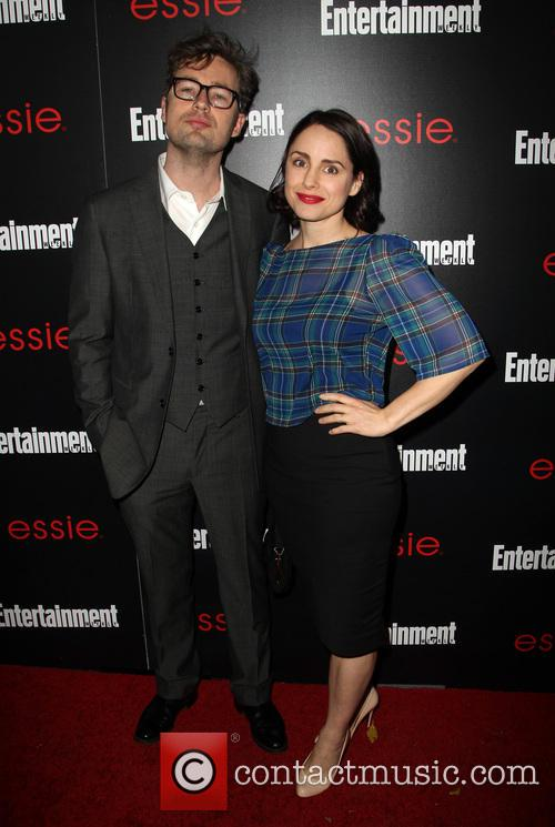 Laura Fraser and Karl Geary