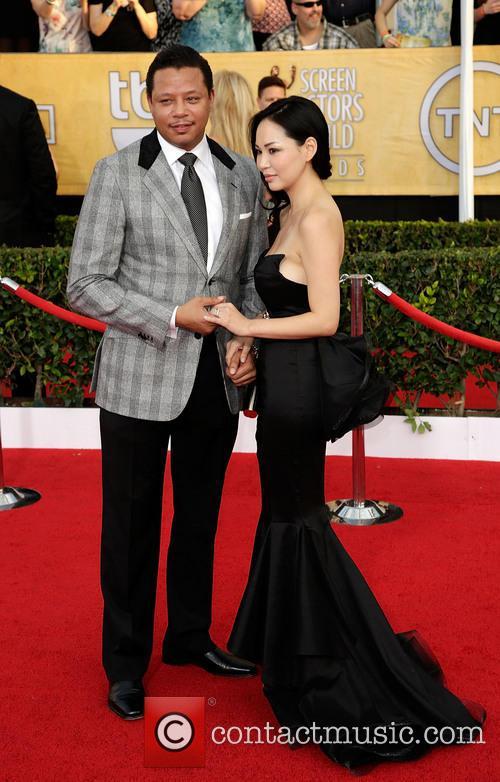 Terrance Howard and Miranda Howard 7