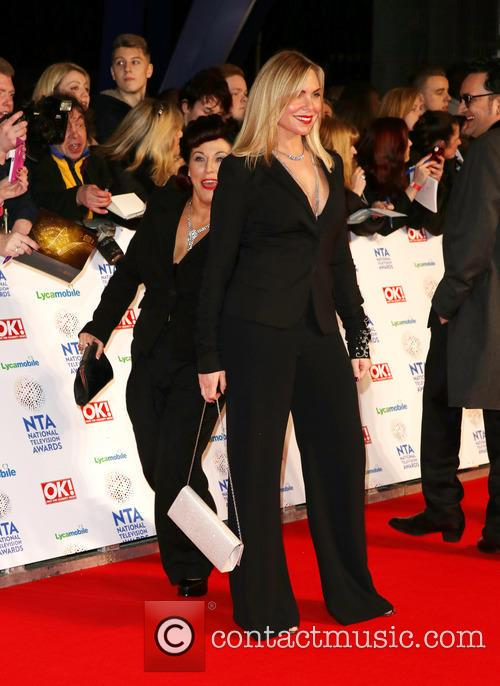 Jessie Wallace and Samantha Womack