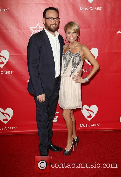 Dana Brunetti and Kristin Chenoweth 4