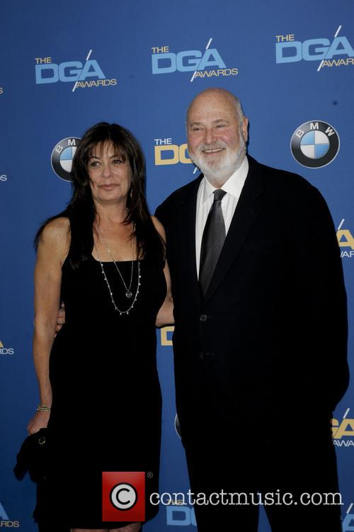 Rob Reiner and Michelle Reiner