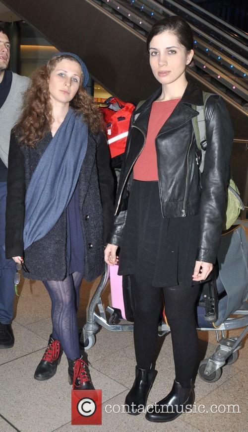 Pussy Riot, Maria Alyokhina and Nadezhda Tolokonnikova