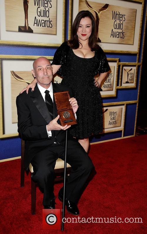 Sam Simon and Jennifer Tilly 3