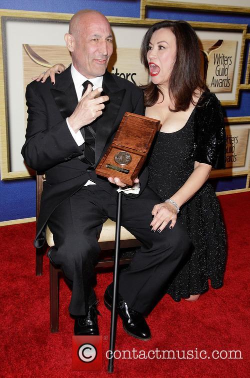 Sam Simon and Jennifer Tilly 4