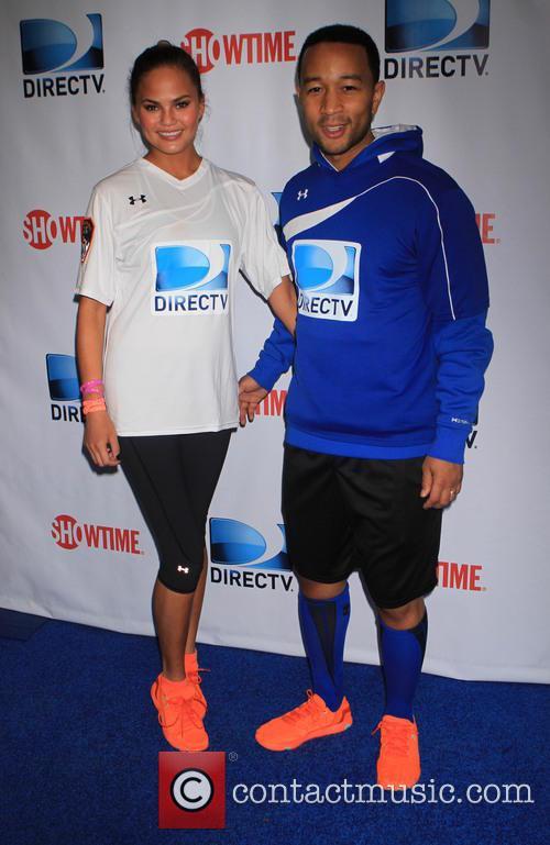Chrissy Teigen and John Legend 1