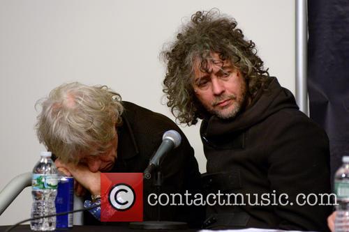 Bob Geldof and Wayne Coyne