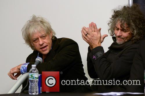 Bob Geldof and Wayne Coyne 9