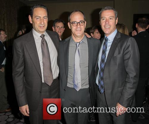 Adam Berkowitz, David Nevins and Chris Harbert