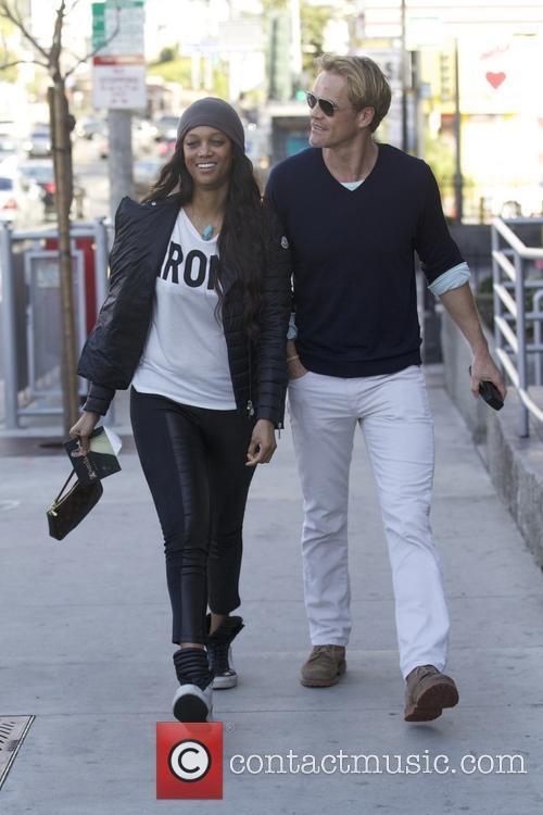 Tyra Banks and Erik Asla 4