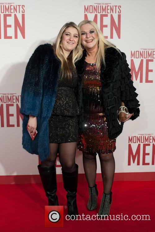 Vanessa Feltz and Allegra