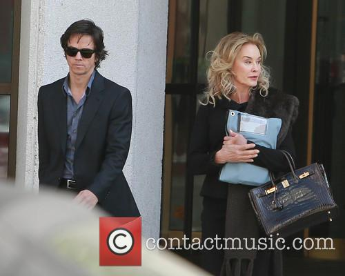 Mark Wahlberg and Jessica Lange