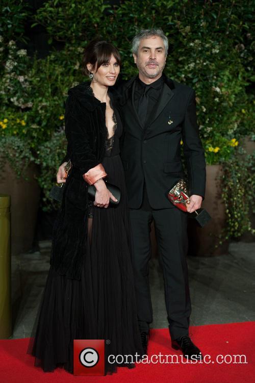 Alfonso Cuaron and Sheherazade Goldsmith