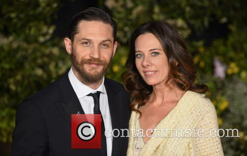 Charlotte Riley and Tom Hardy 7