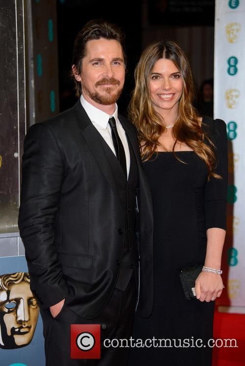 Christian Bale and Sibi Blazic 1